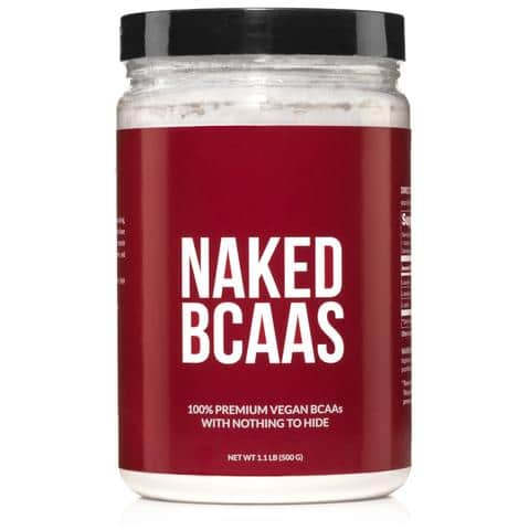2. Naked BCAAs by Naked Nutrition