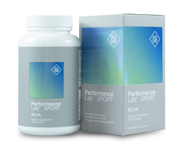 3. BCAA by Performance Labs