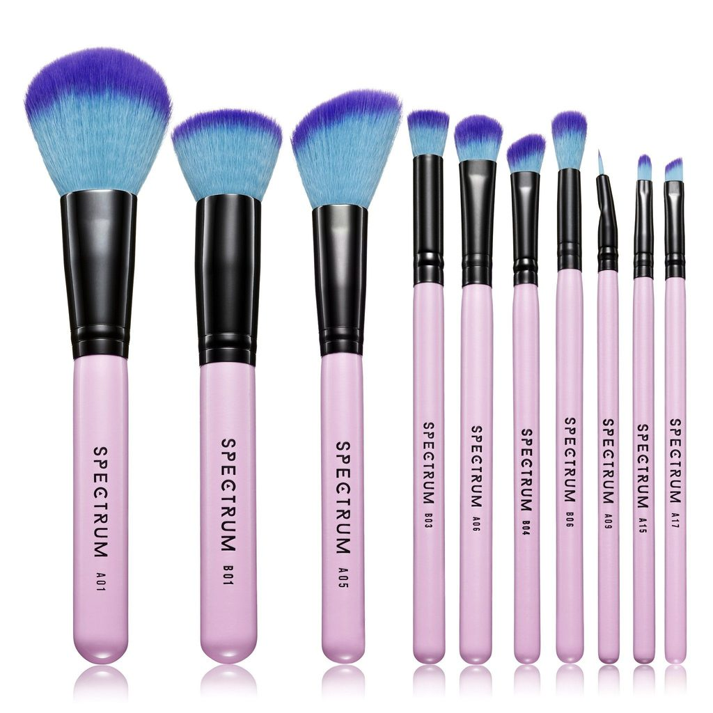 Spectrum Collections 10 Piece Essentials Brush Set
