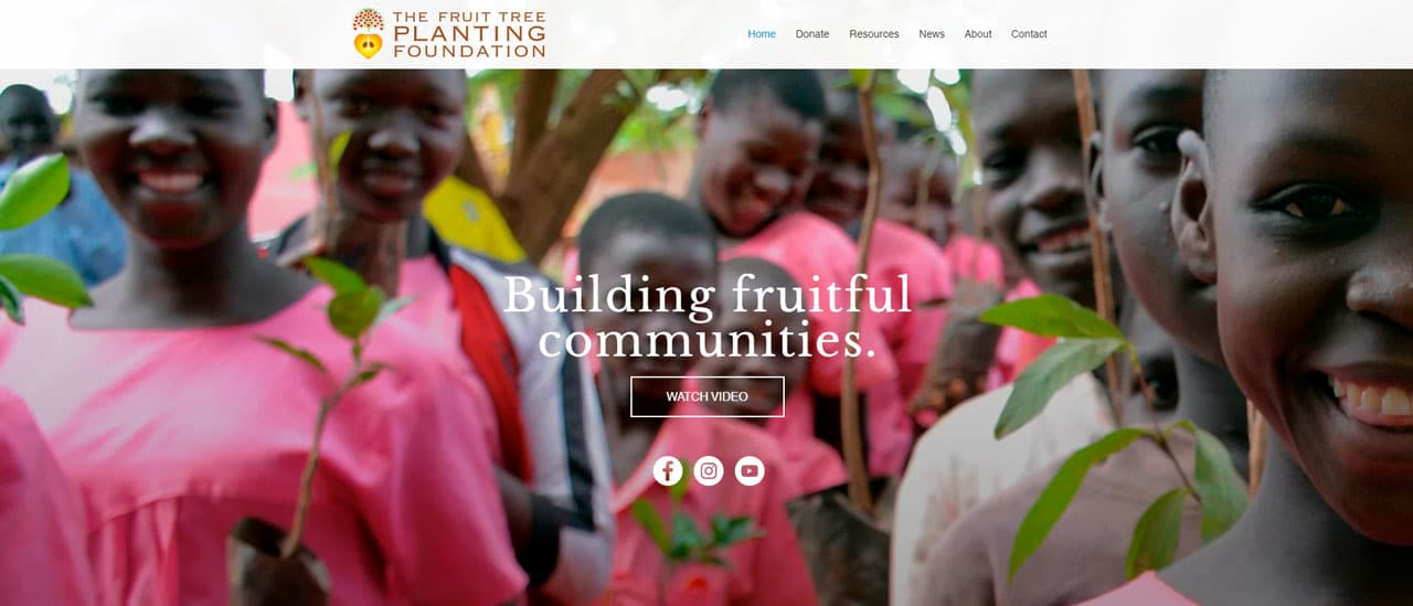 The Fruit Tree Planting Foundation