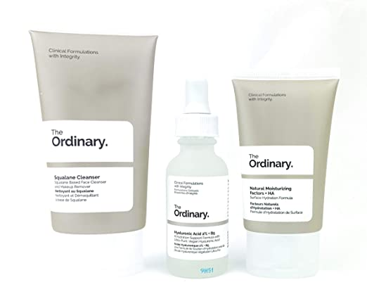 The Ordinary Skincare Daily Set