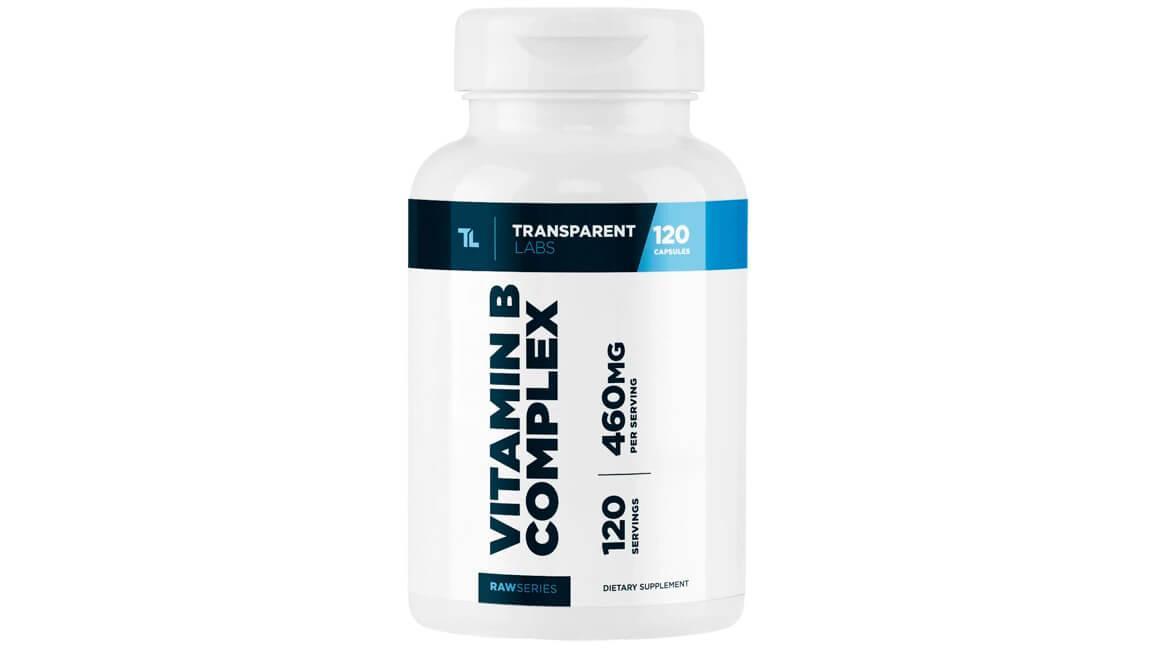 RawSeries Vitamin B Complex - Transparent Labs