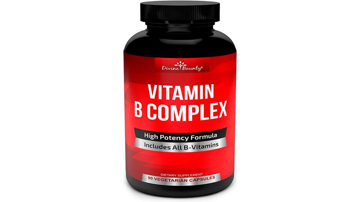 Super B Complex Vitamins