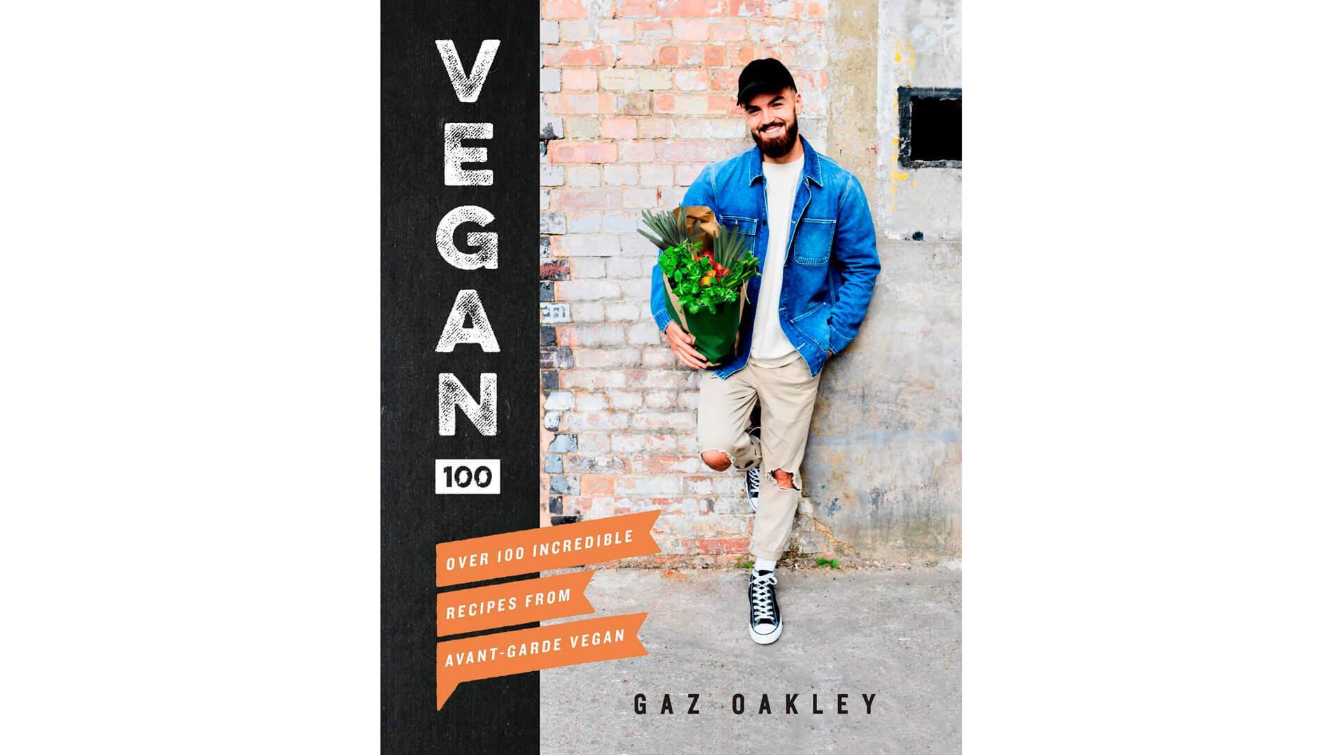 Vegan Cookbook: Vegan 100