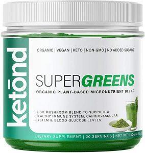 Ketōnd Super Greens