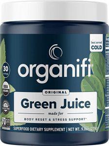 Organifi: Green Juice - Organic Superfood Powder - Organic Vegan Greens