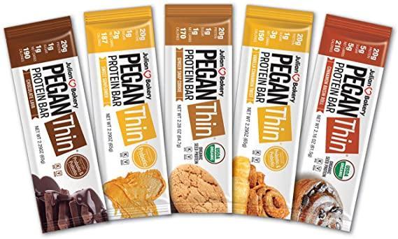Pegan Thin® Protein Bar