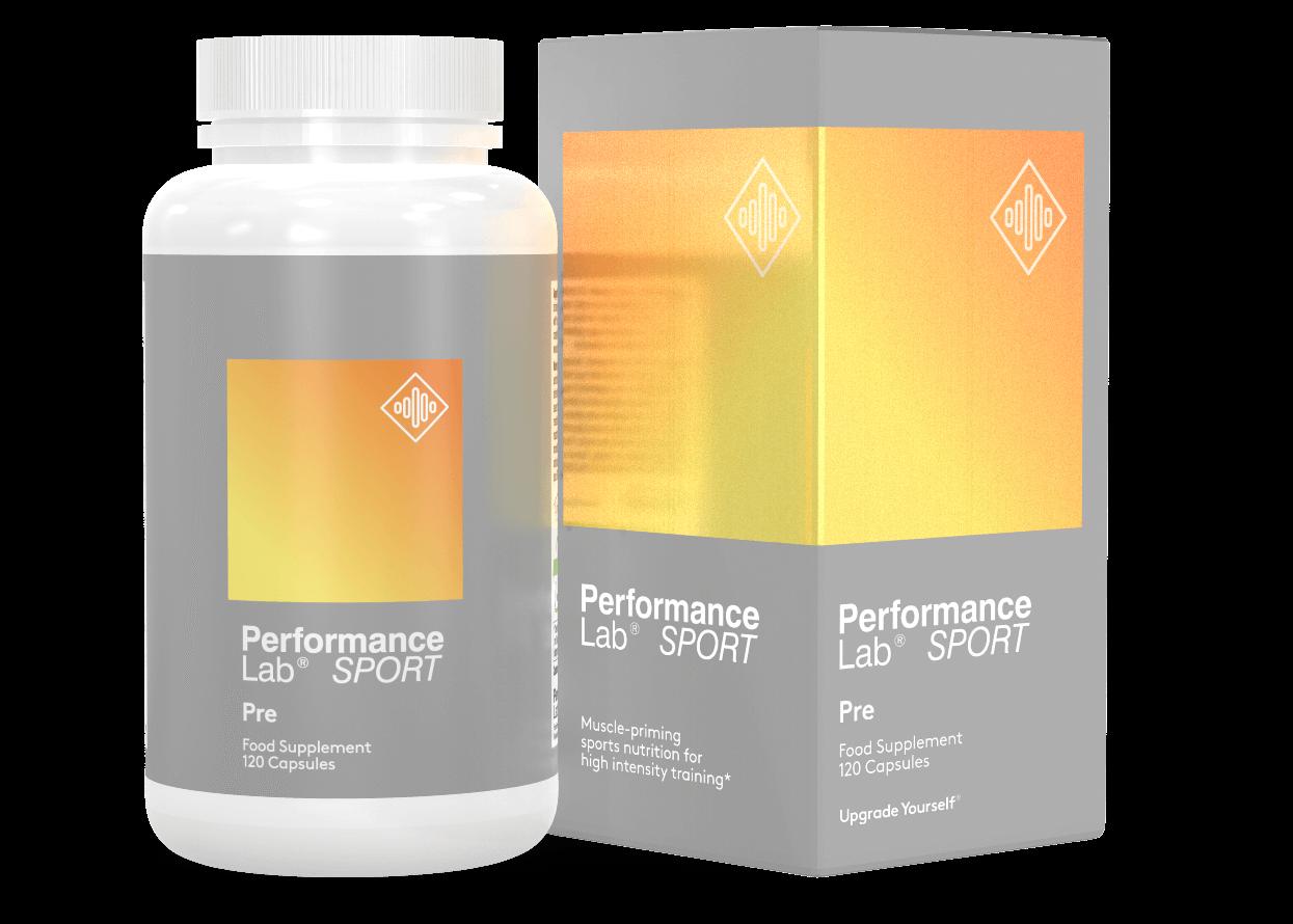 Performance Lab Pre-Workout