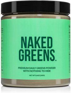 Super Greens Powder Organic Greens Supplement