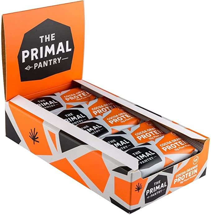 The Primal Pantry Protein Bars