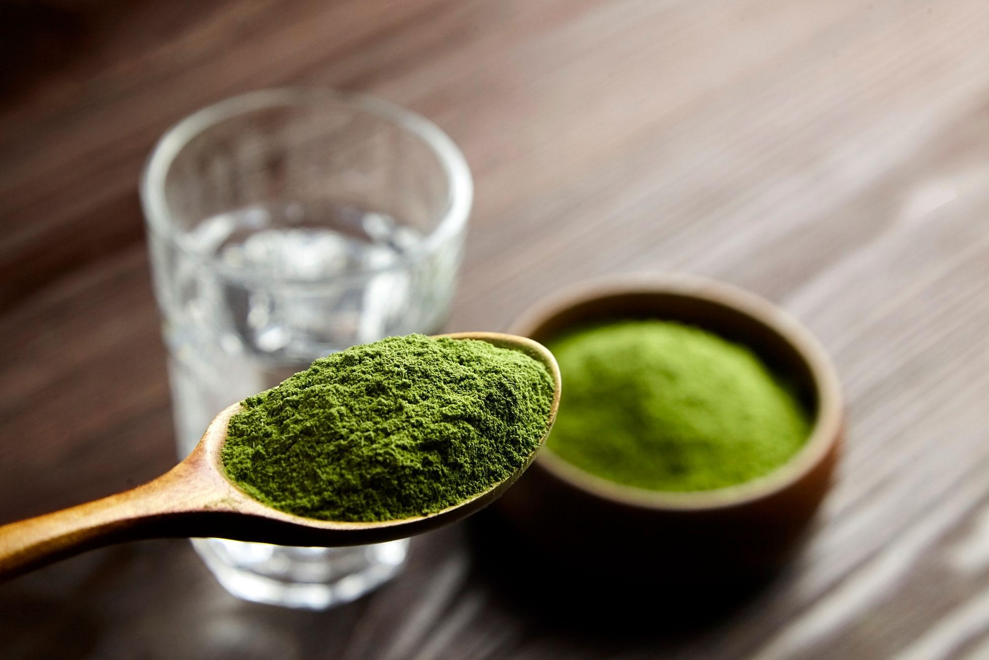 What is Greens Powder?