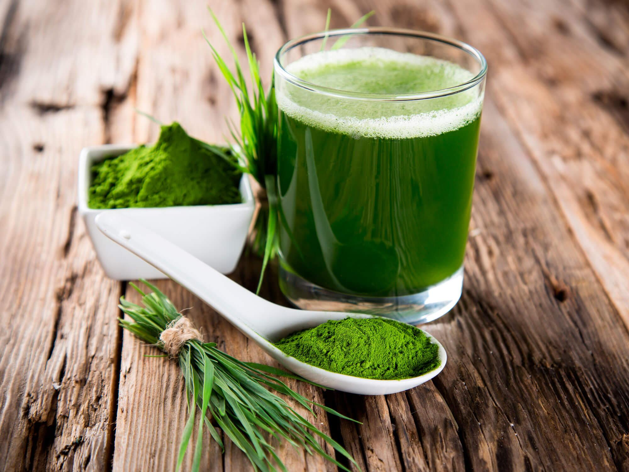 Greens Powder Ingredients