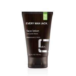 Every Man Jack Face Lotion with SPF20